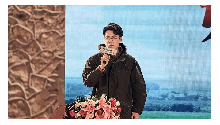 """《温暖的味道》举行媒体见面会 靳东饰新时期""""第一书记"""""""